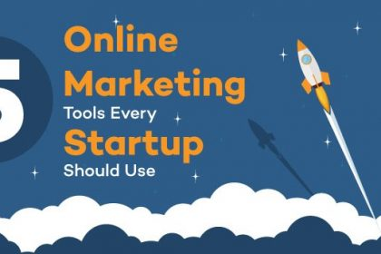 Online marketing Tools Every Startup Should Use