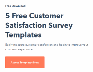 Free Customer Satisfaction Survey Templates
